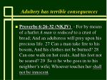 adultery has terrible consequences60