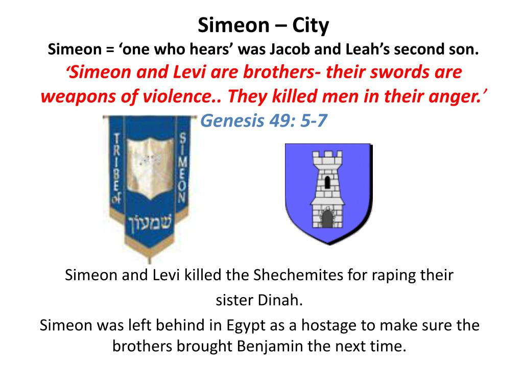 Simeon – City