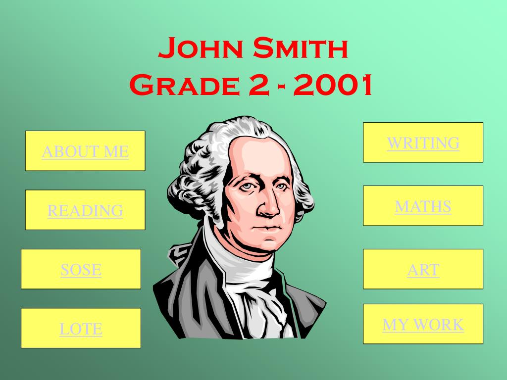 john smith grade 2 2001 l.