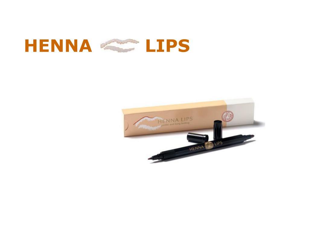 henna lips l.