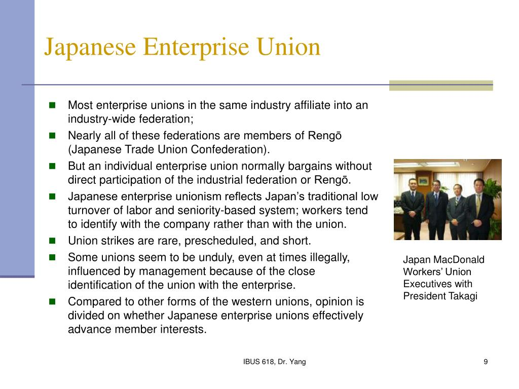 Japanese Enterprise Union