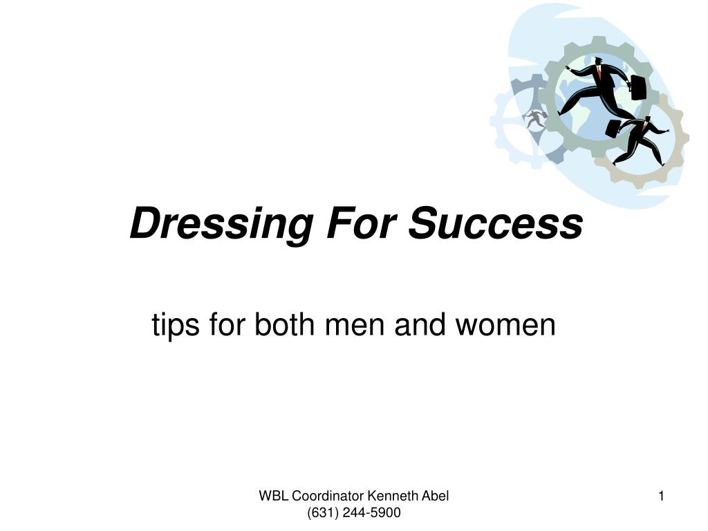 dressing for success l.