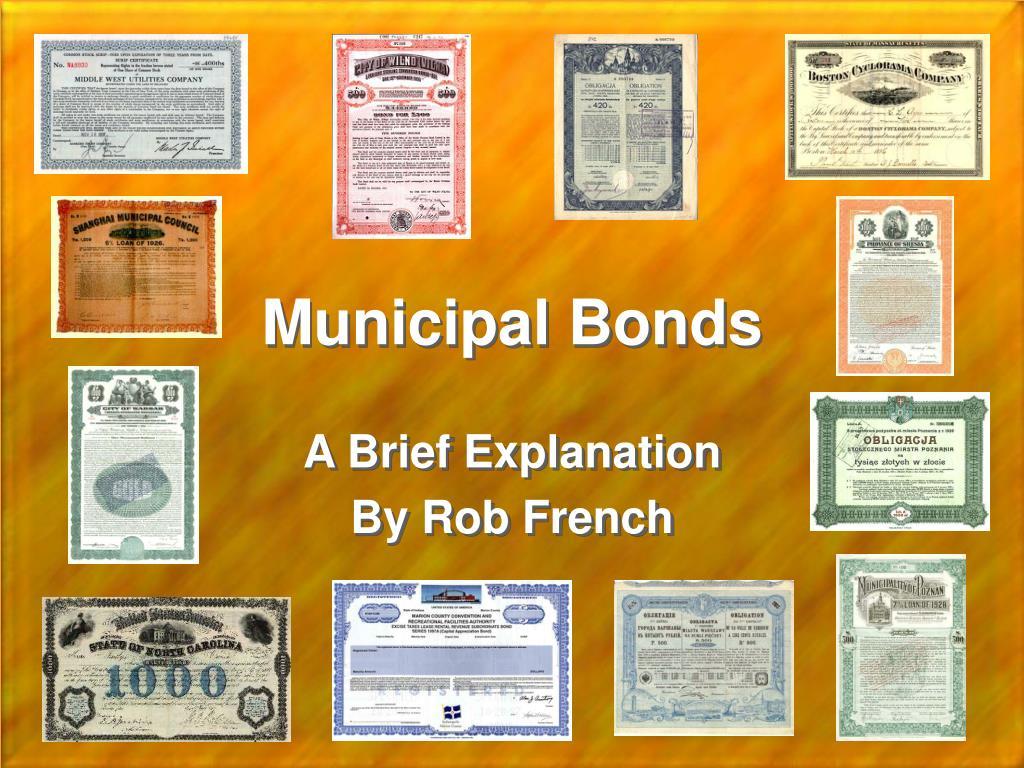 municipal bonds l.