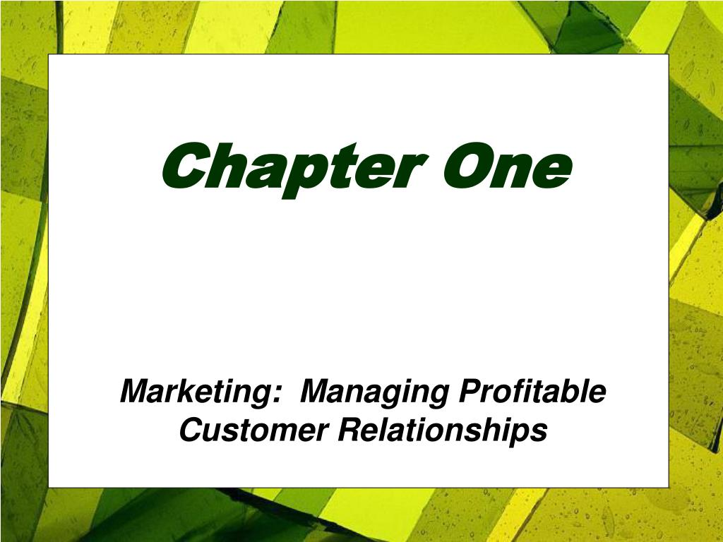 chapter 1 profits managers and markets Solutions to chapter 1 the corporation continues to exist if managers are replaced or if stockholders sell solutions to chapter 2 financial markets and.