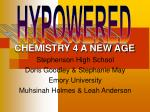 chemistry 4 a new age