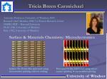 tricia breen carmichael