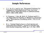 sample references26