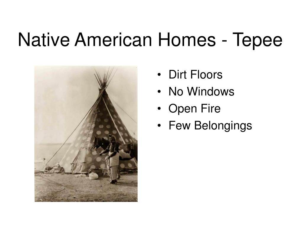 native american homes tepee l.
