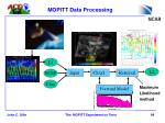 mopitt data processing