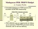 madagascar per prsp budget a country profile6