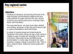 key regional centre16