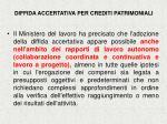 diffida accertativa per crediti patrimoniali21