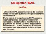 gli ispettori inail46