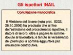gli ispettori inail50