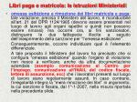 libri paga e matricola le istruzioni ministeriali77