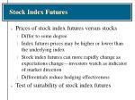 stock index futures26