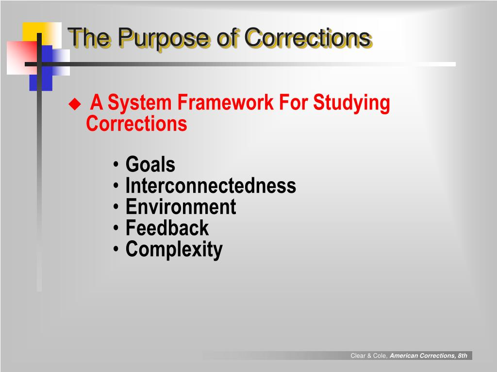 essays correctional system Overcrowding in our prison system essaysprison overcrowding is save your essays here so you the present correctional system is still struggling to deal with.
