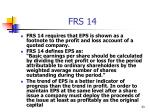 frs 14