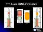 ntr based esas architecture