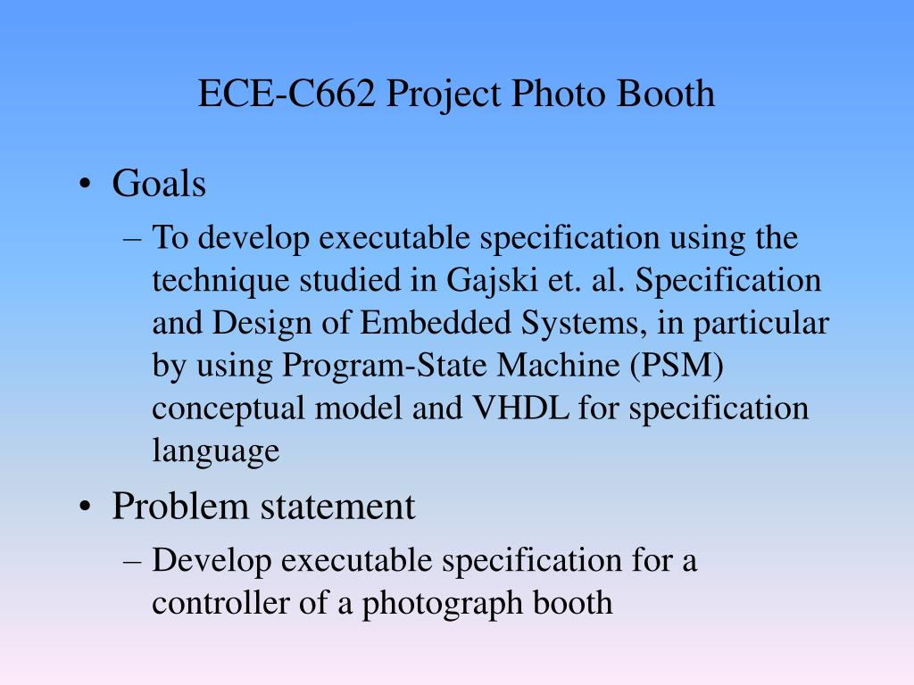 ece c662 project photo booth l.