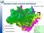 dynamic areas current and future
