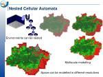 nested cellular automata