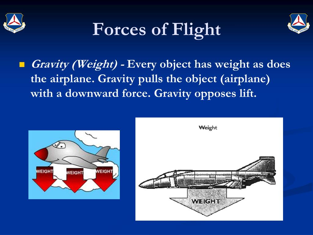 Forces of Flight
