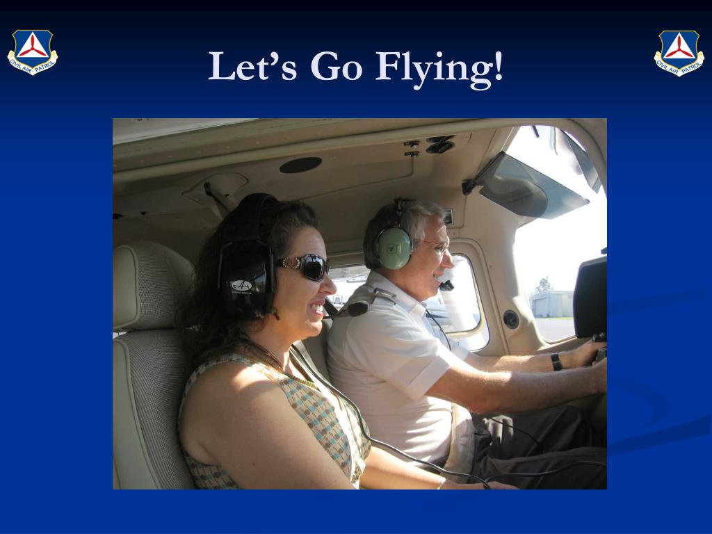 Let's Go Flying!