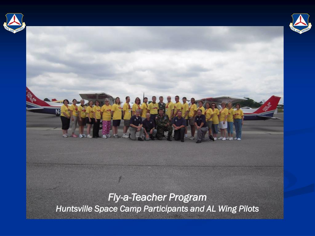 Fly-a-Teacher Program