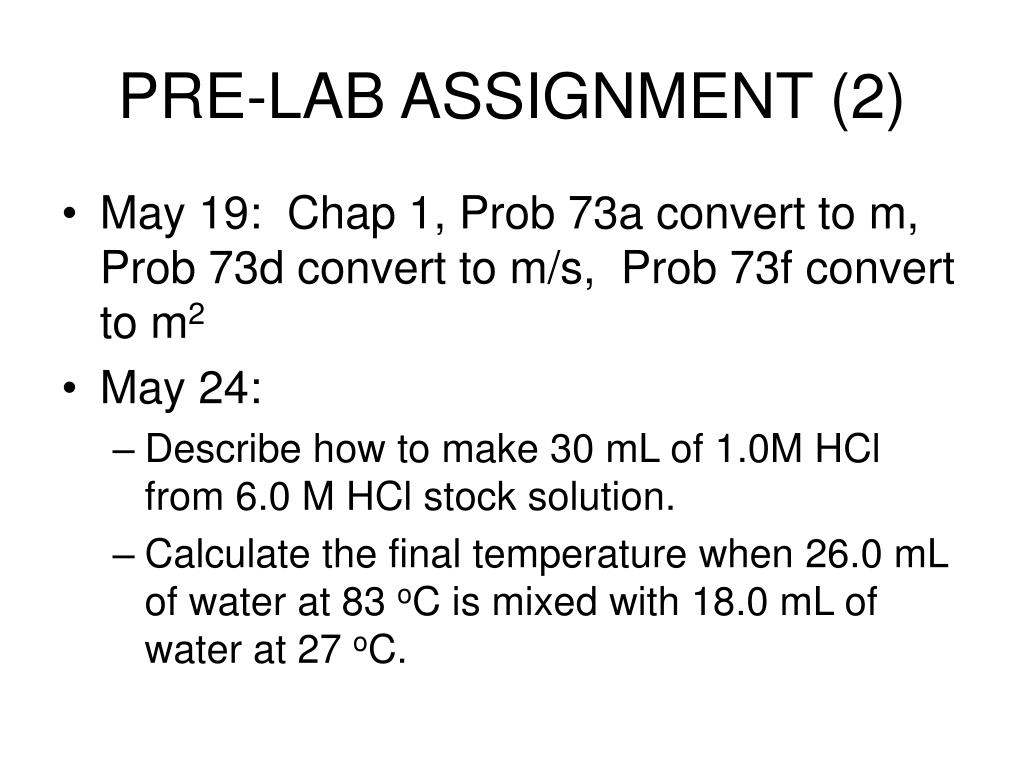 PRE-LAB ASSIGNMENT (2)