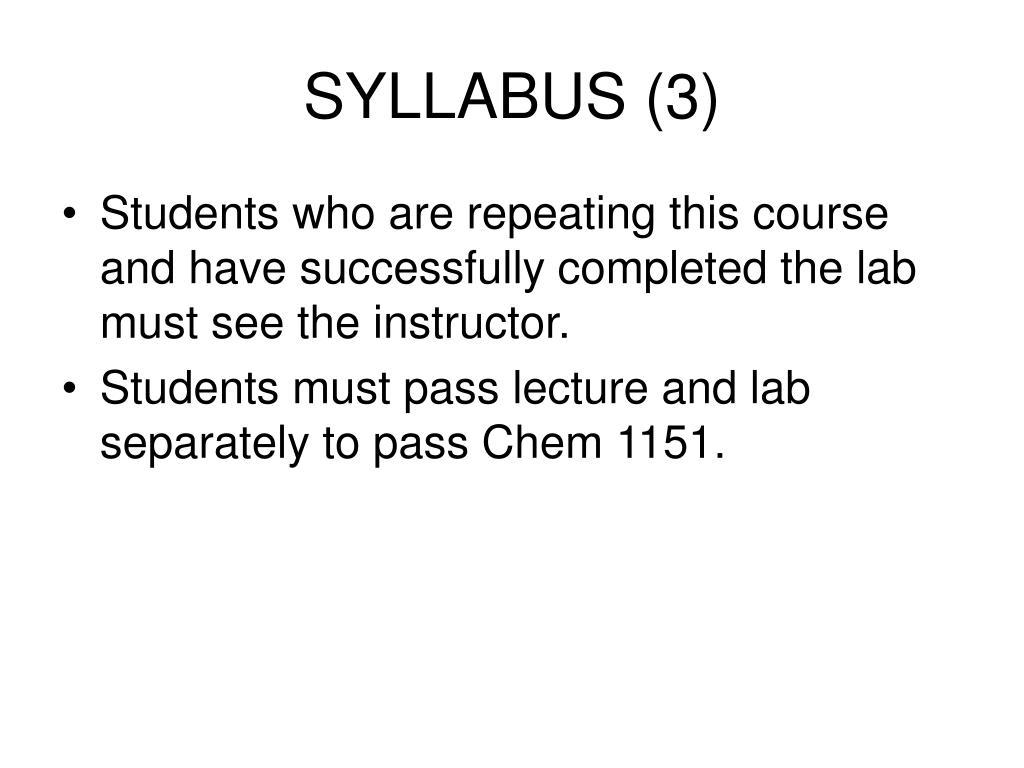 SYLLABUS (3)