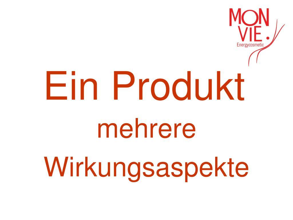 Ein Produkt