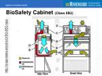 biosafety cabinet class iib2