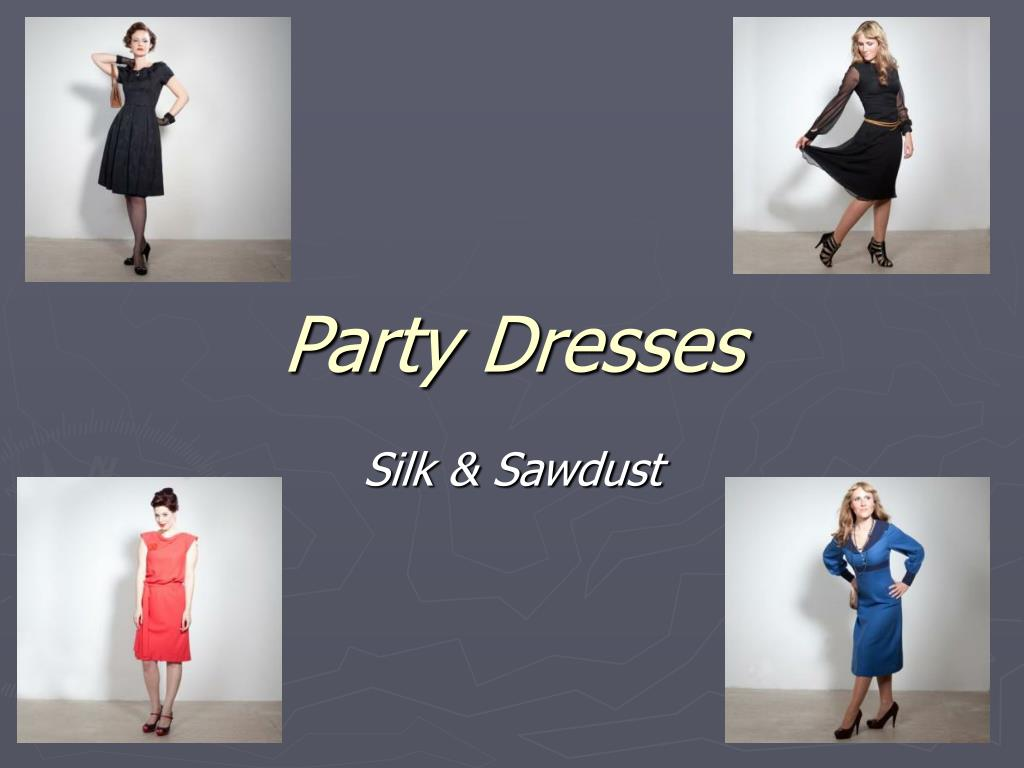 party dresses l.