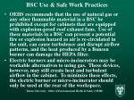 bsc use safe work practices33
