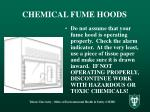 chemical fume hoods6