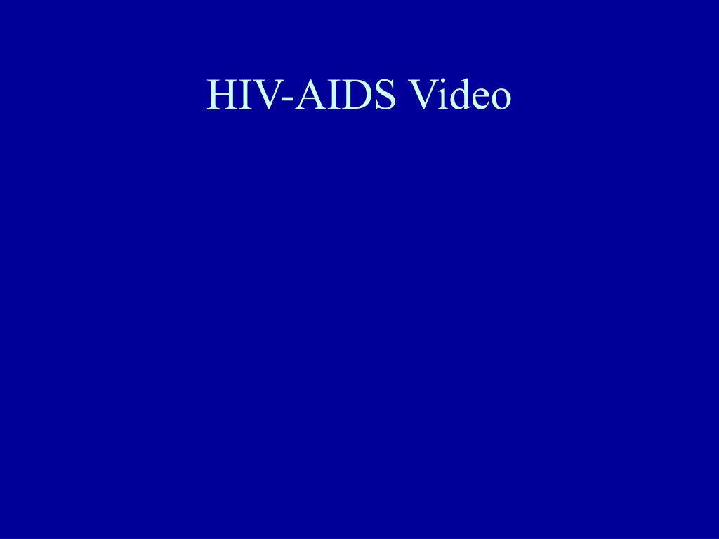 HIV-AIDS Video