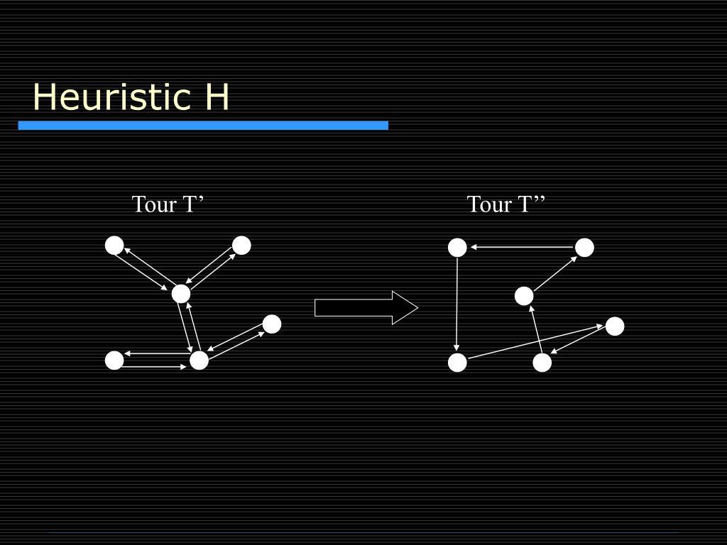 Heuristic H