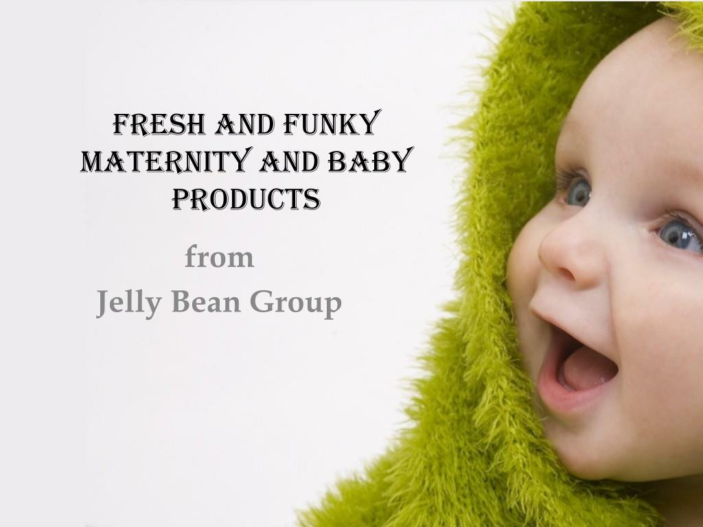 fresh and funky maternity and baby products l.