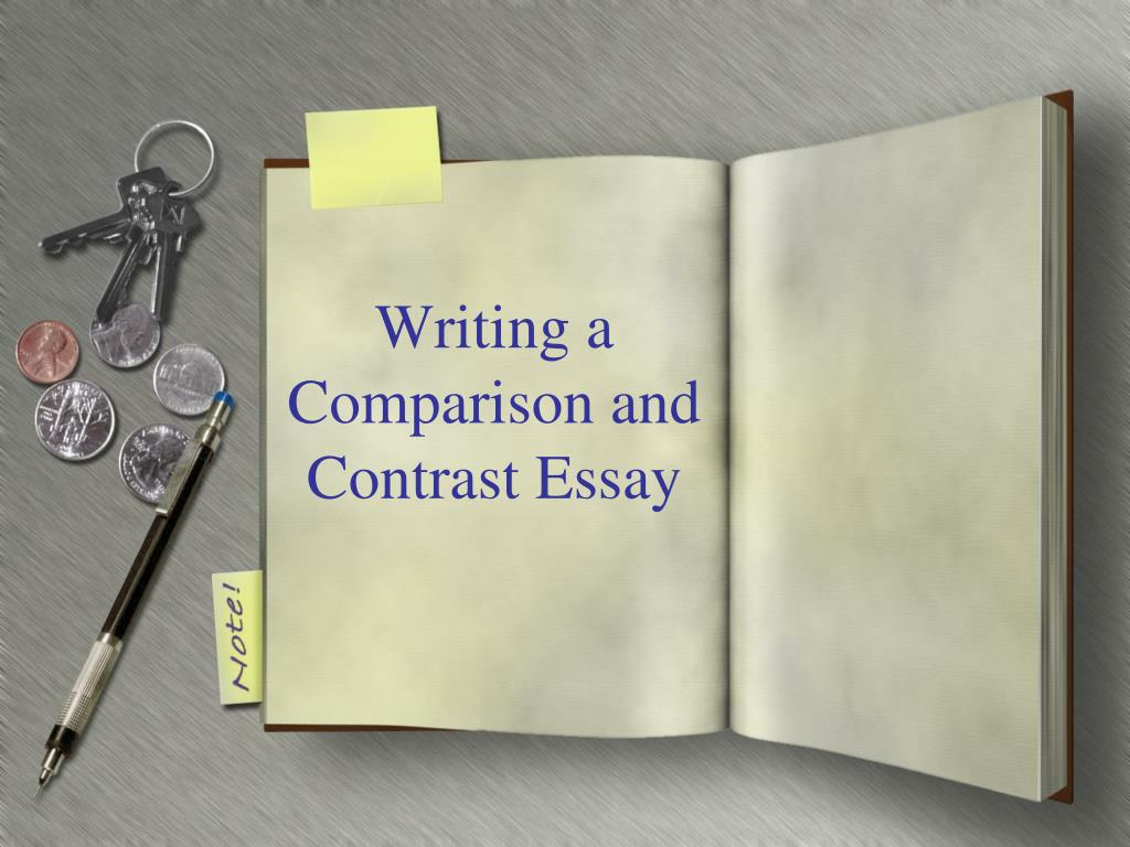 Comparison and contrast essay ppt resume mastermind