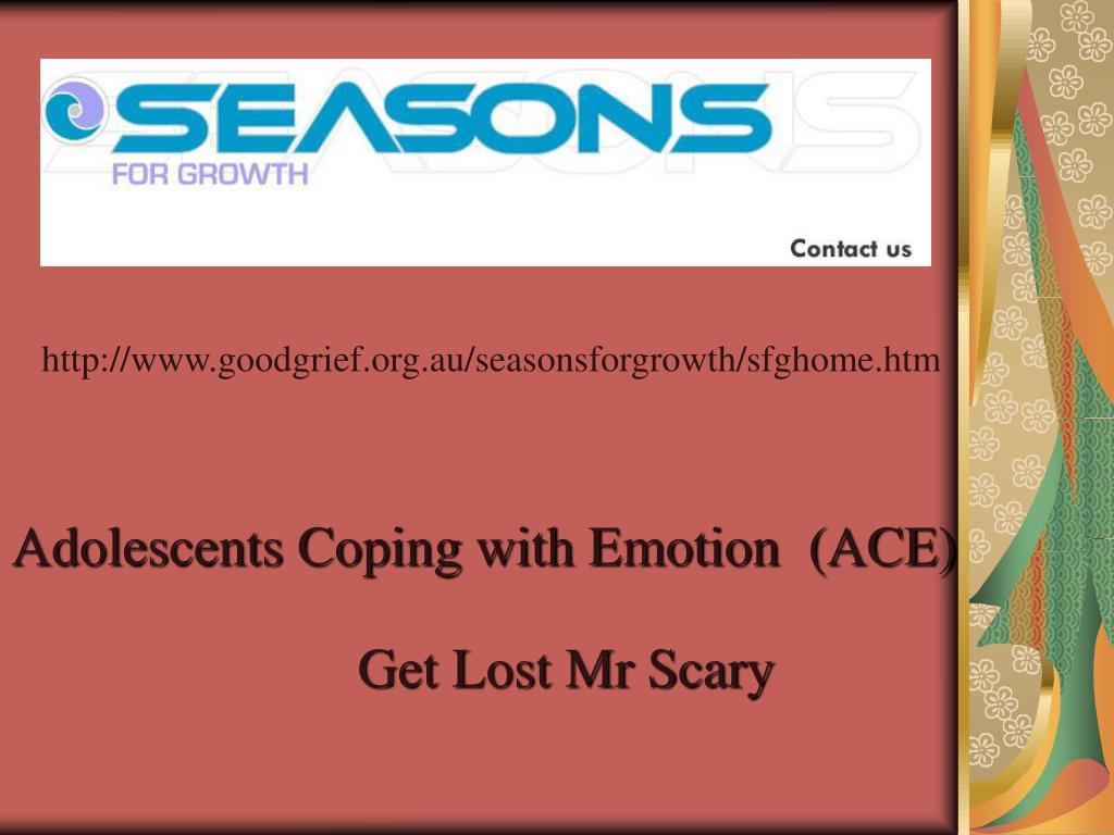 http://www.goodgrief.org.au/seasonsforgrowth/sfghome.htm