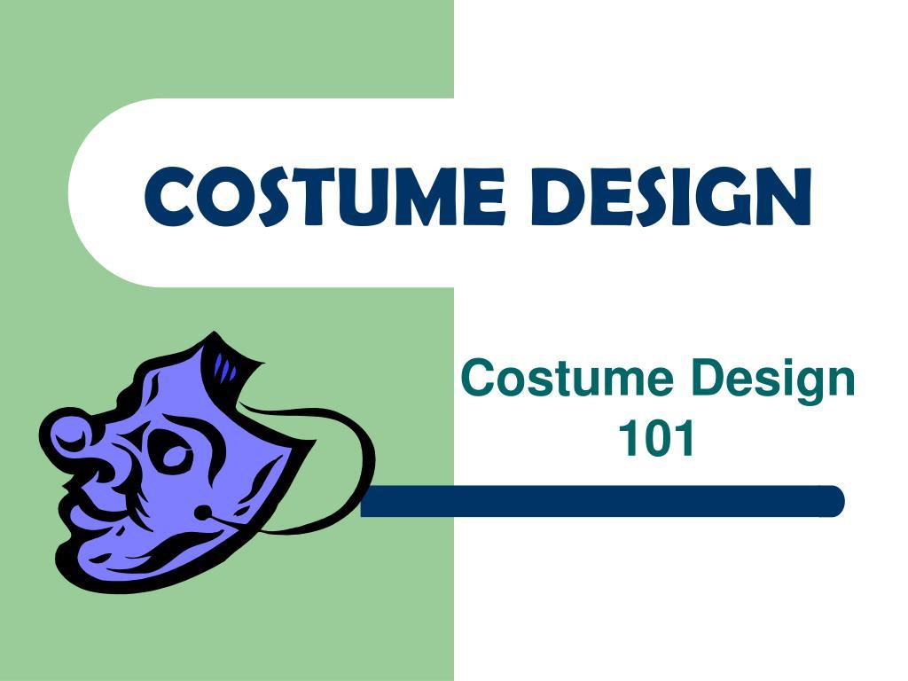 costume design l.