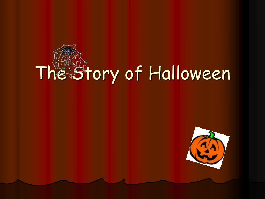 the story of halloween l.