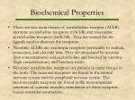 biochemical properties