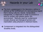 hazards in your lab31
