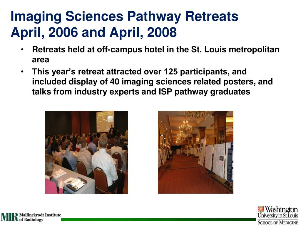 Imaging Sciences Pathway Retreats