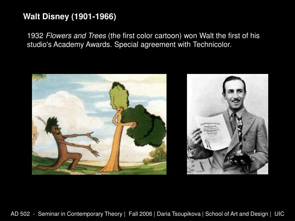Walt Disney (1901-1966)