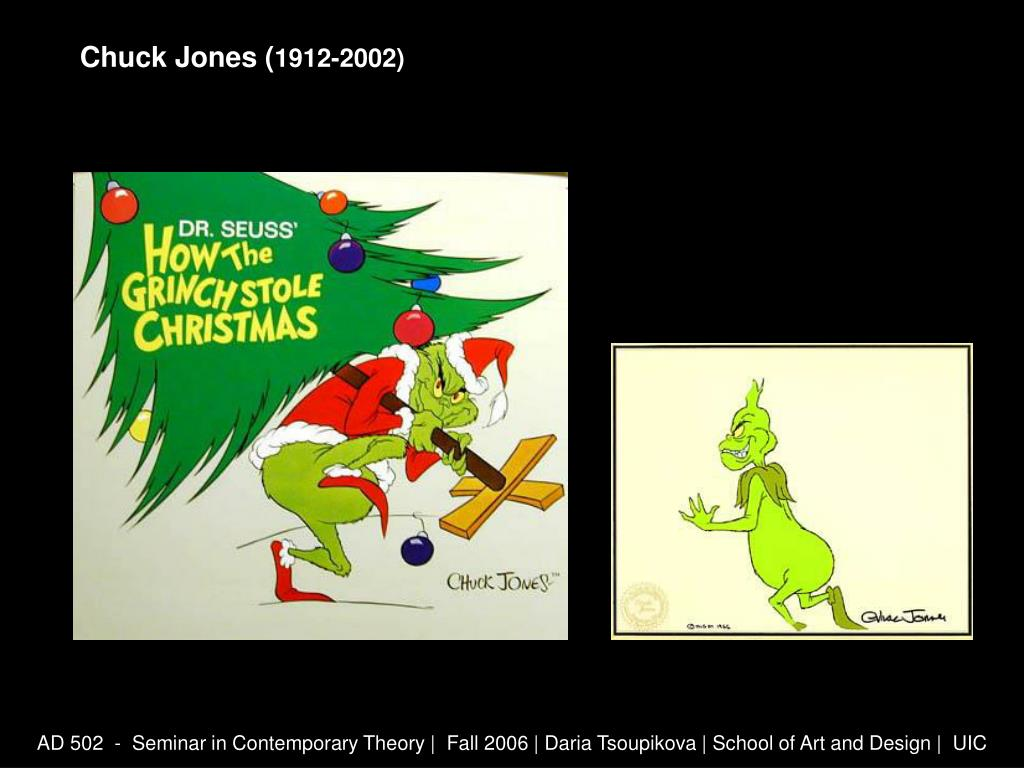Chuck Jones (