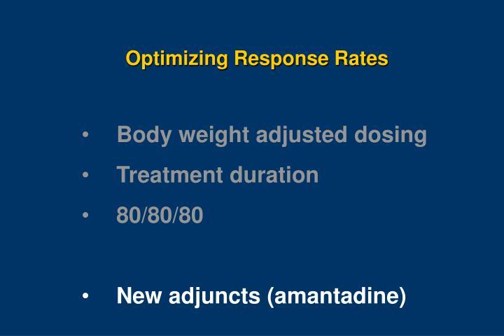Optimizing Response Rates