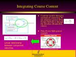 integrating course content12